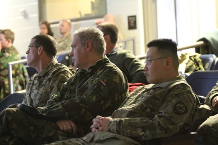 Partnership Between Dutch And Army Cyber Brigade Benefits Both Nations Article The United States Army