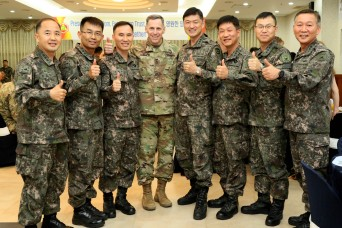 Eighth Army Enjoys a Festival with Third Republic of Korea Army