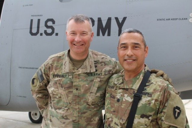 West Point Grads Reunited