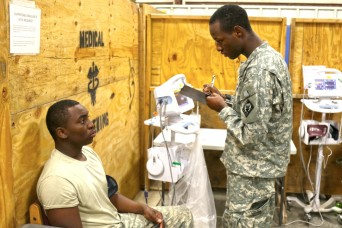 Mississippi Medical Detachment supports Soldiers training in California