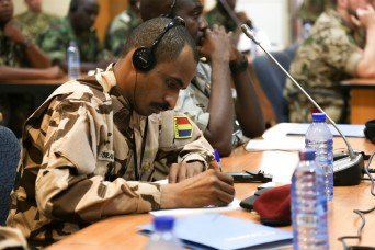 Multinational United Accord exercise kicks-off in Ghana