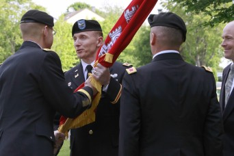New commander takes reins of Europe District