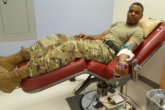 Military blood program surges to promising future