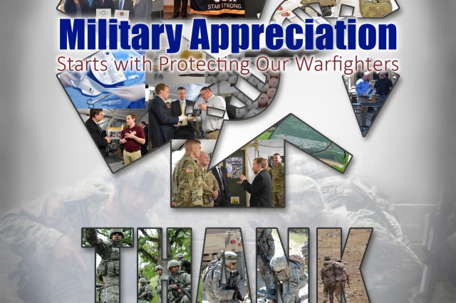 Each year, in observance of Military Appreciation Month throughout May, millions of citizens across the country have the opportunity to honor our Service Members, veterans and their families for all they have done, and continue to do, in support of our nation.