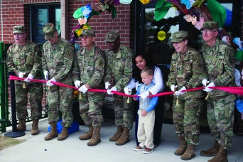 Humphreys opens another new Child Development Center