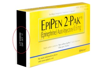Voluntary recall of certain EpiPens expanded, European version included