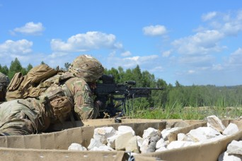 Live-fire exercise demonstrates readiness, resolve