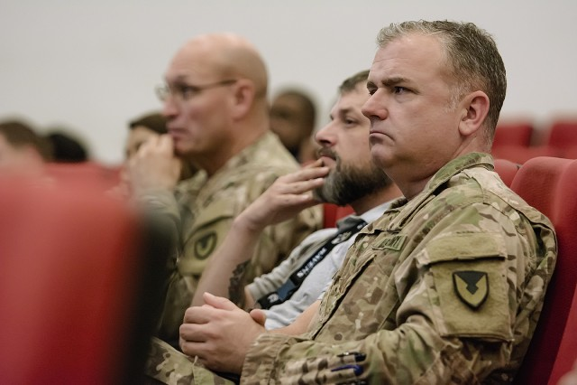 Soldiers, Army Civilians prepare for Kuwait summer heat