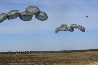 Airborne testers ensure Army equipment survivability when dropped from above