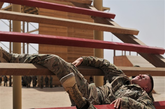 U.S. Army Central Names Best Warriors