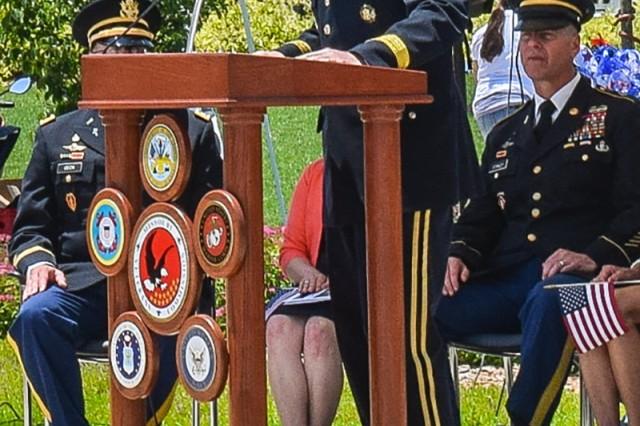 Maj. Gen. Kent Savre, Maneuver Support Center of Excellence and Fort Leonard Wood commanding general, serves as the keynote speaker.