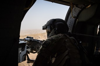 Photo Essay: Task Force Griffin Operation in Kunduz