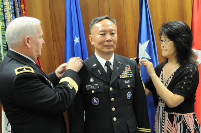 Col. Cho promotion, 2014