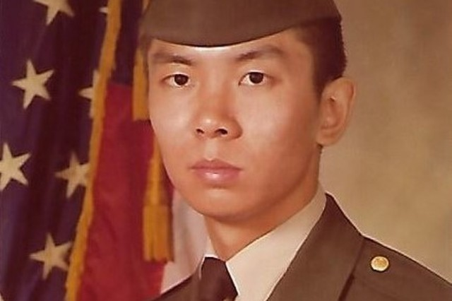 Pvt. Cho Basic Training, 1979
