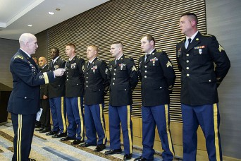 Connelly awards announced for Army's best dining facility operations