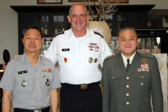 Trilateral defense cooperation strengthened during 2017 LANPAC