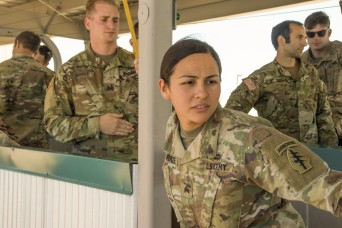 Better together: Married couple achieve distinguished Jumpmaster status