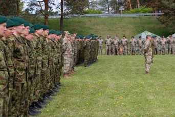 Pennsylvania National Guard participates in Saber Knight exercise in Estonia