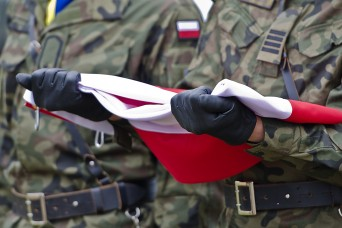 Multinational Battle Group kicks off Saber Strike 17 in Poland