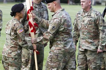 'Always Ready' Battalion changes command and responsibility