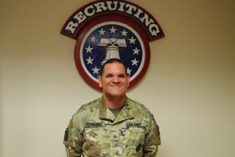 'The life I always wanted': Panama native serves as Army Recruiter