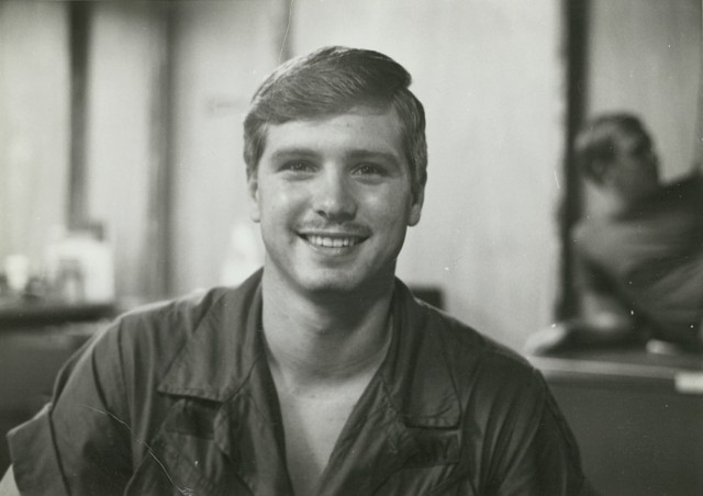 Pfc. James McCloughan