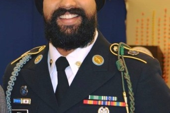 Sikh-American Soldier committed to faith, country