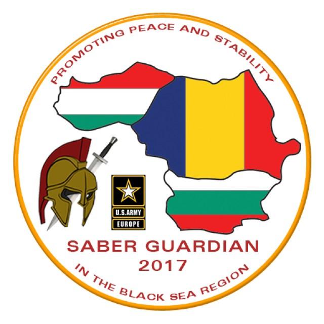 Saber Guardian 2017 Logo