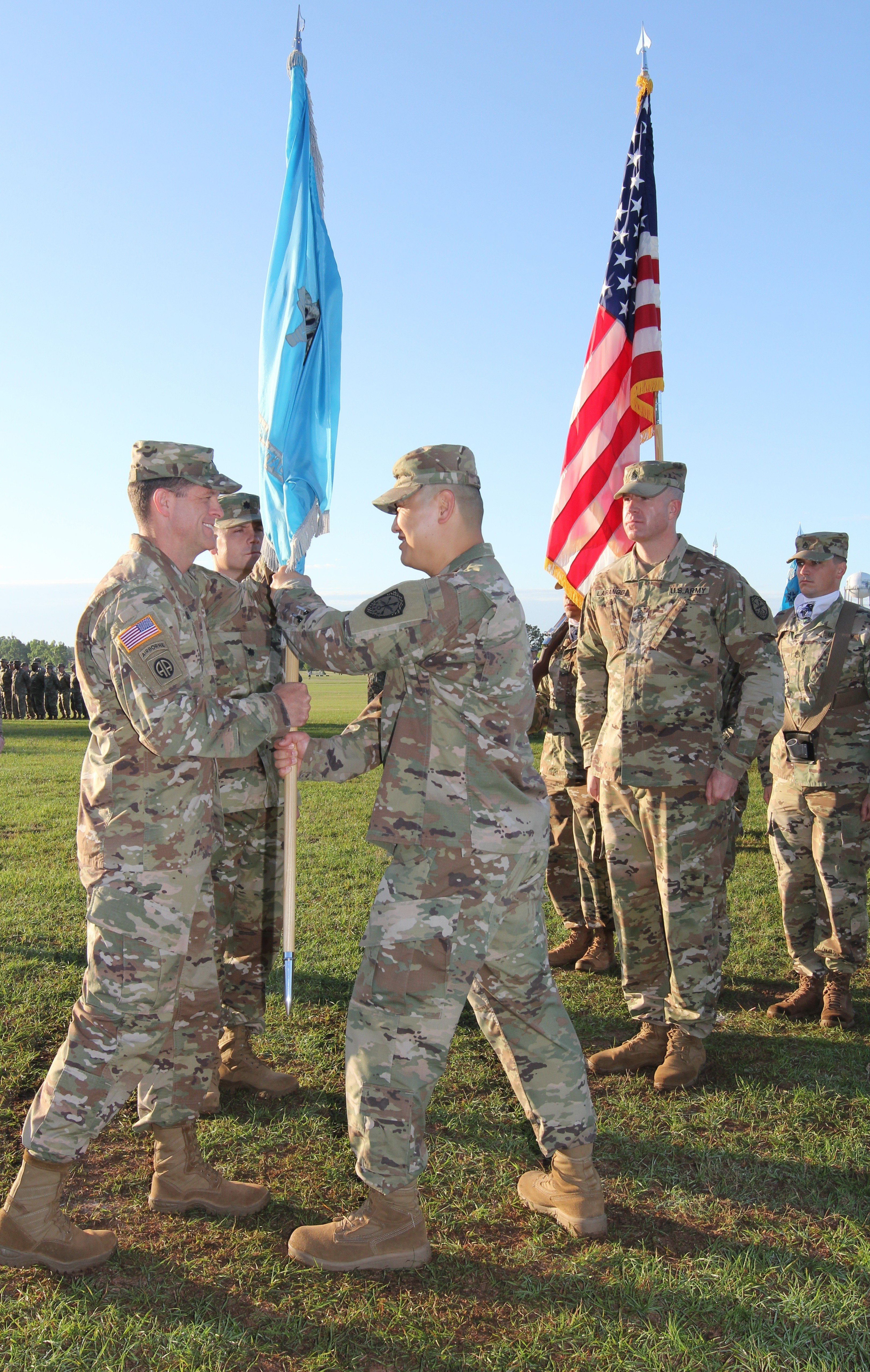 Cyber Legion A Tale Of Two Quotes Welcomes New Commander Article The United States Army