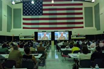 Army Warrior Care kicks off first day of 2017 Annual Advocate Training