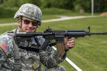 Annual shooting match is chance to teach others for NY Army Guard NCO