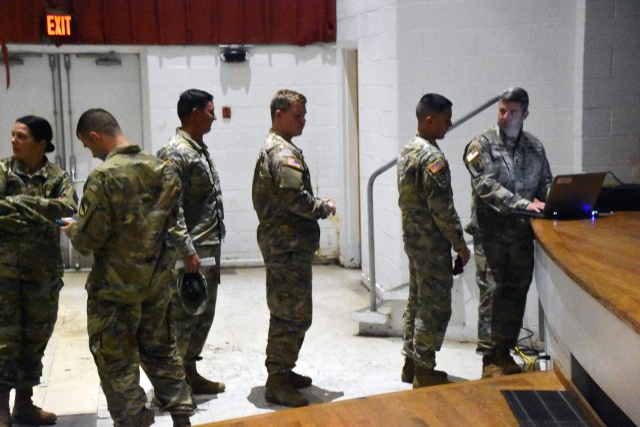 1st Security Force Assistance Brigade visits Fort Bragg, N.C.