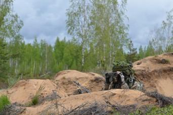 Norwegian STX lane tests three nations during Exercise Saber Strike