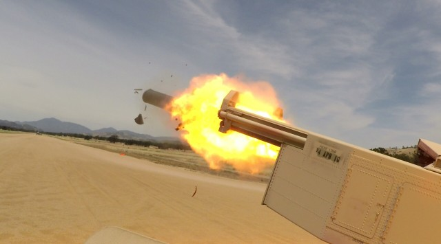 'Thunderbolt assassins' prove their lethality in artillery exercise