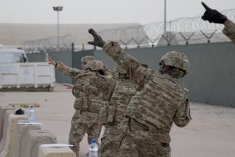 369th Sustainment Brigade develops leaders
