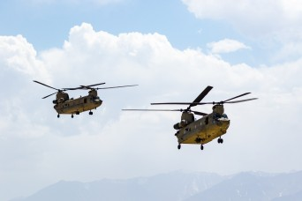 Photo Essay: Task Force Flying Dragons Mission