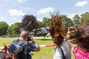 12th CAB participates in 'Tag der Bundeswehr' event
