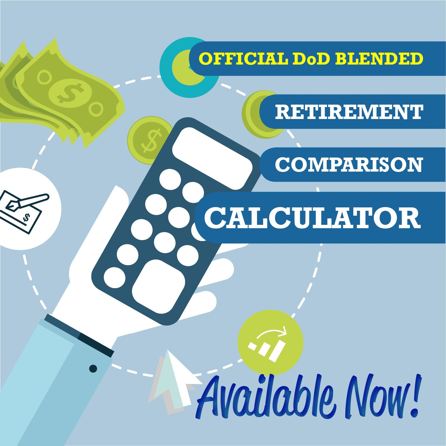 Air Force Reserve Retirement Pay Chart: DOD launches Blended Retirement System comparison calculator ,Chart