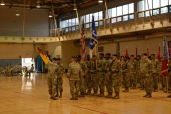 35th ADA BDE welcomes new commander