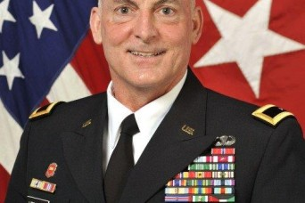 LeBoeuf selected as USARAF deputy commanding general