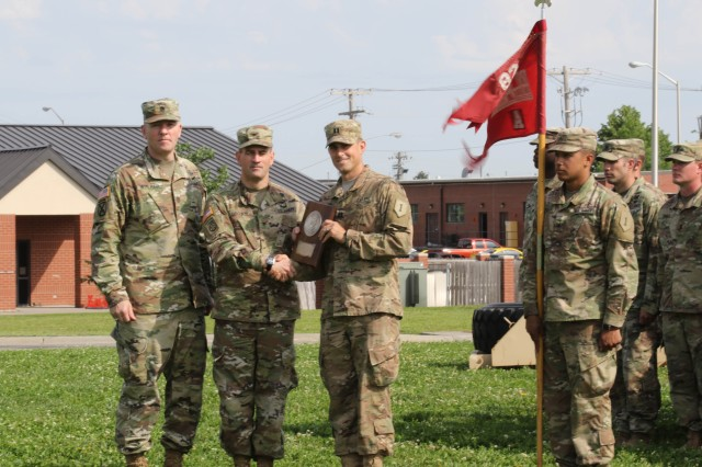 'Apocalypse' Company, 82nd Brigade Engineer Battalion, earns Itschner Award