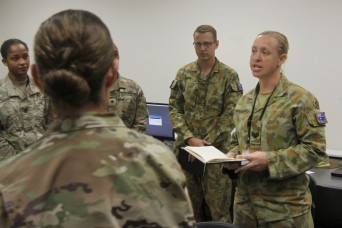 US Soldiers, Australian counterparts enhance readiness through intelligence exercise