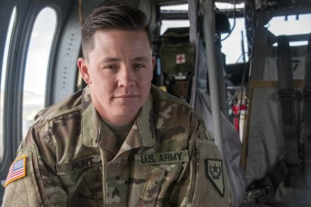 Nevada Guard sergeant embraces DoD transgender policy