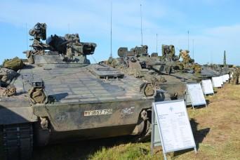 NATO allies bridge the Suwalki Gap