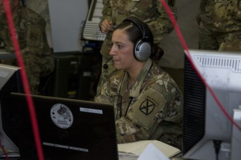 Vermont National Guard finishes tactical operations drill of the future