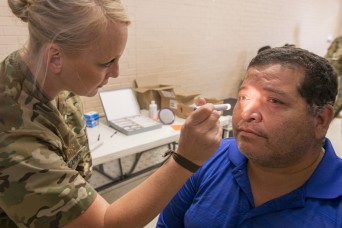 Army Reserve medics step up to serve low-income communities