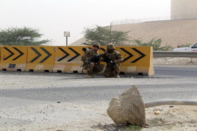 Joint U.S./Bahrain Training Builds Partner Capacity