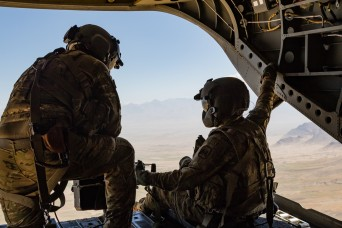 Photo Essay: Task Force Flying Dragons Crew Chiefs over Jalalabad
