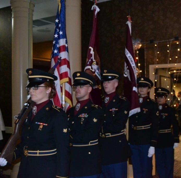 Irahc Soldier Earns American Legion Spirit Of Service Award