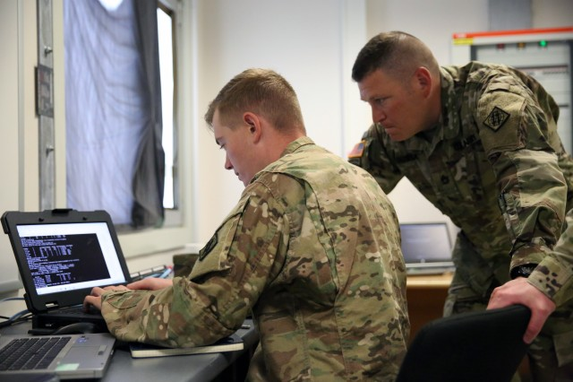 Army engineers design next-level network for U.S. Army Europe-led multinational exercise